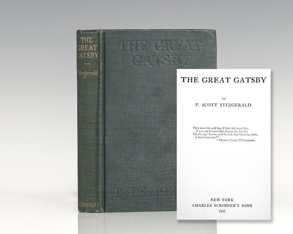 Marele Gatsby de F.Scott Fitzgerald