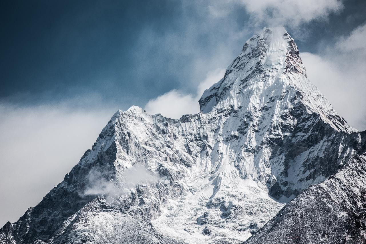 Cât de înalt este Muntele Everest