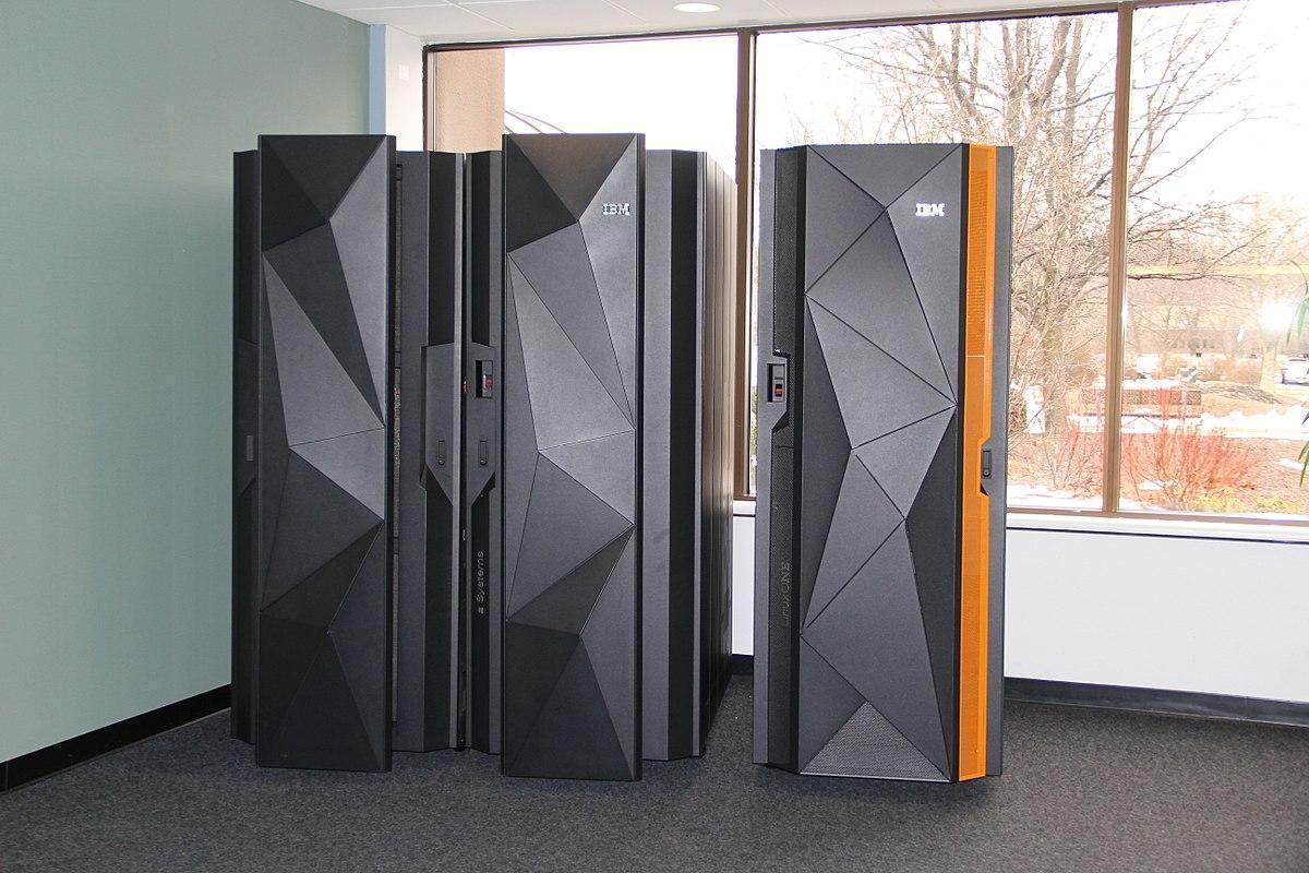 Mainframe-urile moderne
