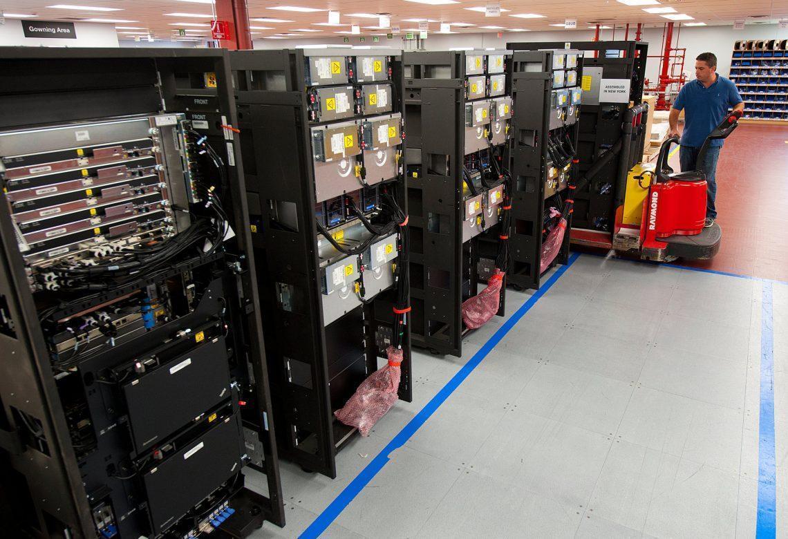 supercomputere mainfraime IBM